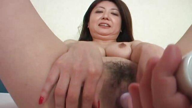 Nikki Sexx, rubia de grandes pechos, obtiene porno latino hd un facial