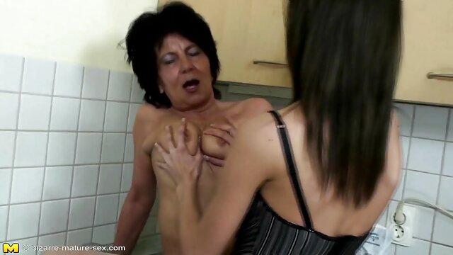 El trío anal sexo casual latino de Angelica