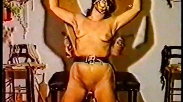 amante porno latino full hd del nylon, con paja de pies